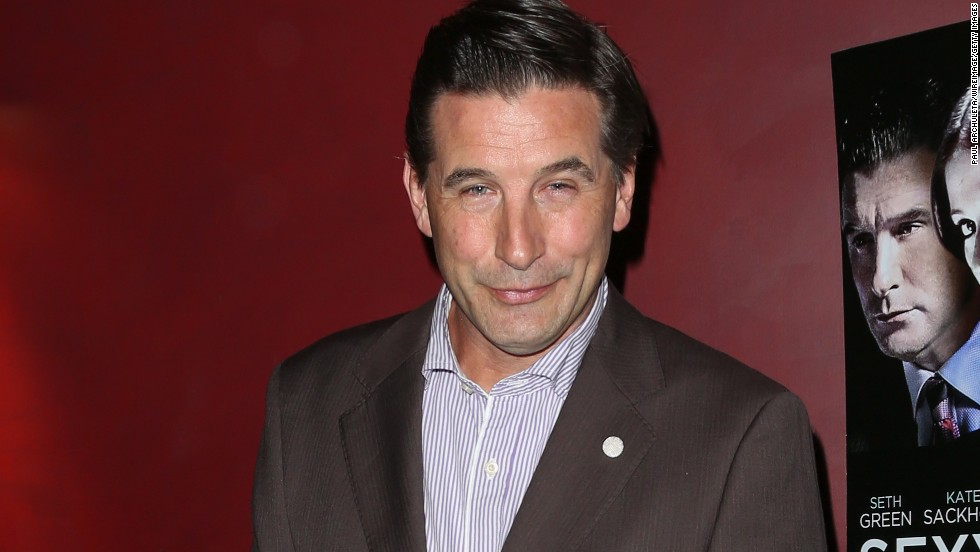 Actor William Baldwin turned 50 on February 21.