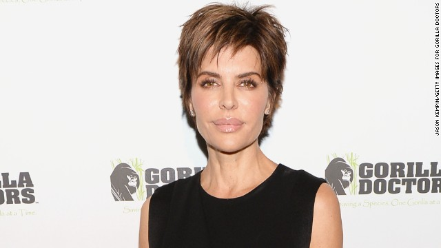 """Actress Lisa Rinna is reprising her """"Days of Our Lives"""" role on a specal limited series."""