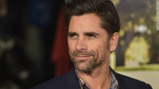 John Stamos Comes Up Empty At Full House Location