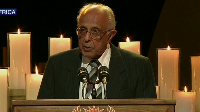 Ahmed Kathrada: 'Farewell my brother'