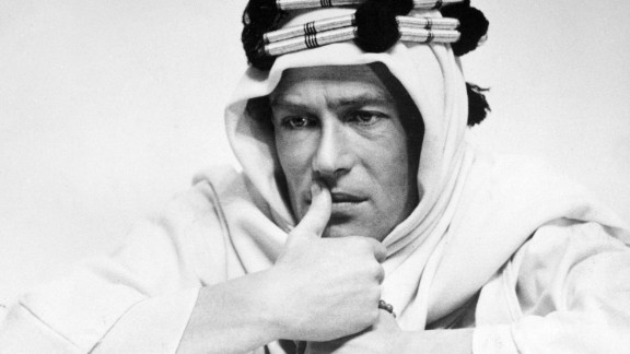 "Actor Peter O'Toole, best known for playing the title role in the 1962 film ""Lawrence of Arabia,"" died on December 14. He was 81."