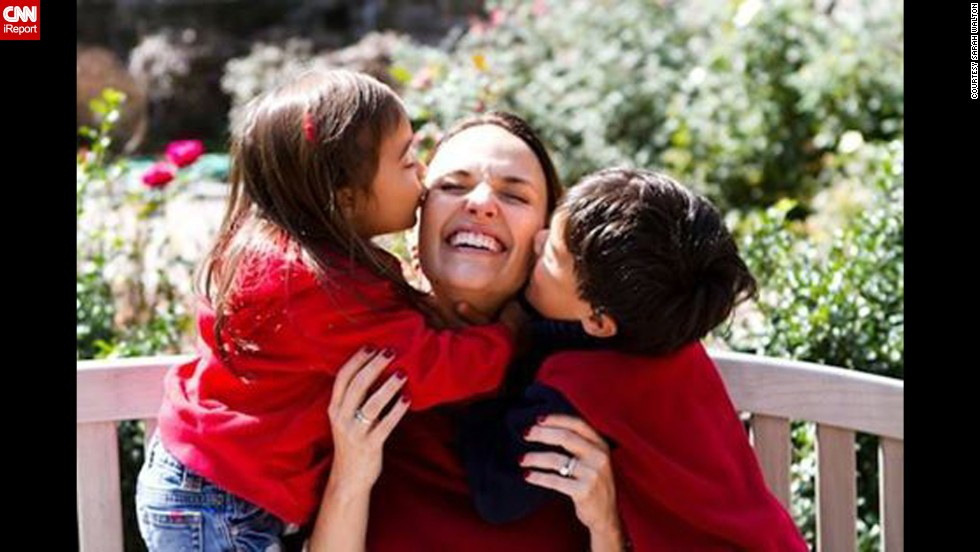 "Sarah Walton, a mom of two and founder of <a href=""http://www.betterwaymoms.com/"" target=""_blank"">Better Way Moms</a>, has a lot of unique gift ideas for children that don't involve material possessions. These include sponsoring a girl in Africa or an orphan in the Philippines to go to school as well as taking gifts to homeless shelters and hospitals to making a ""special date"" with parents."