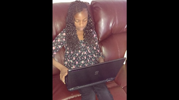"""Carmen Jones-Weaks says her 10-year-old daughter Brooke's favorite possession is her laptop. To further the child's computer skills, she decided to give her daughter classes to<a href=""""http://www.blackgirlscode.com/"""" target=""""_blank"""" target=""""_blank""""> Black Girls Code</a>, an organization that exposes girls of color to technology and computer programming. """"I believe that Black Girls Code is a gift that I can give her that is a boost to her self-esteem,"""" Jones-Weaks said, """"a gift that will last a lifetime, educational without being boring."""""""