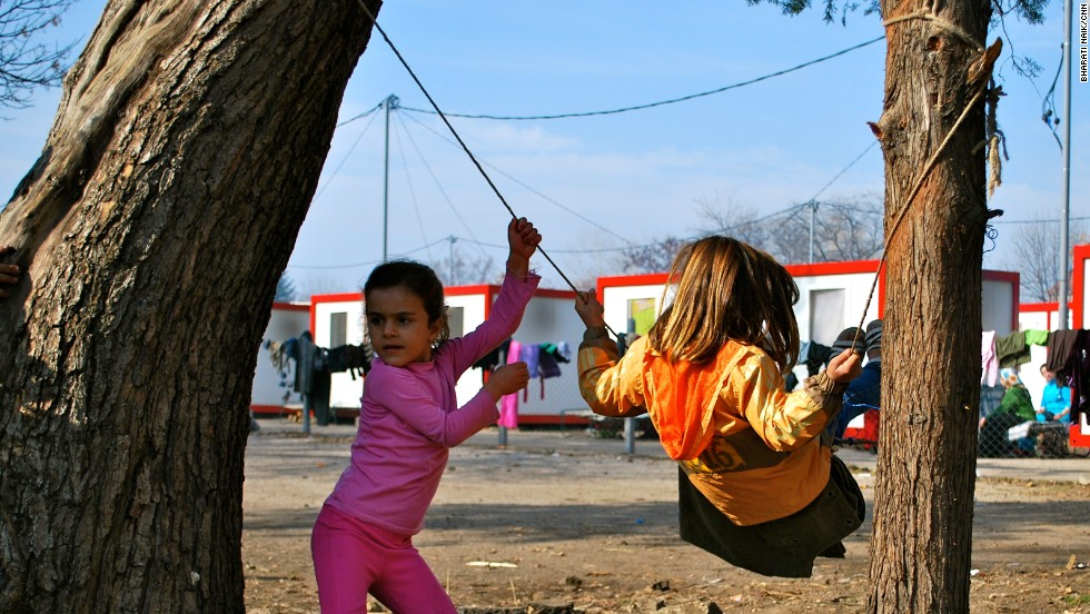 The U.N. estimates about 5,000 Syrians have asked for asylum in Bulgaria.