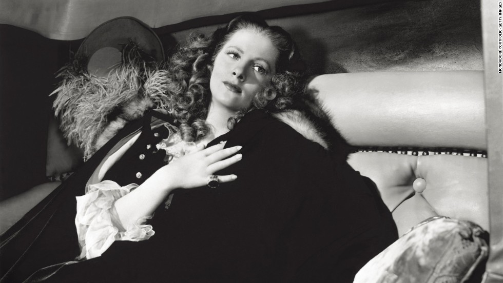 "Joan Fontaine, seen here acting in the 1944 film ""Frenchman's Creek"" died Monday, December 16, according to longtime friend Noel Beutel. The Oscar-winning actress was 96."