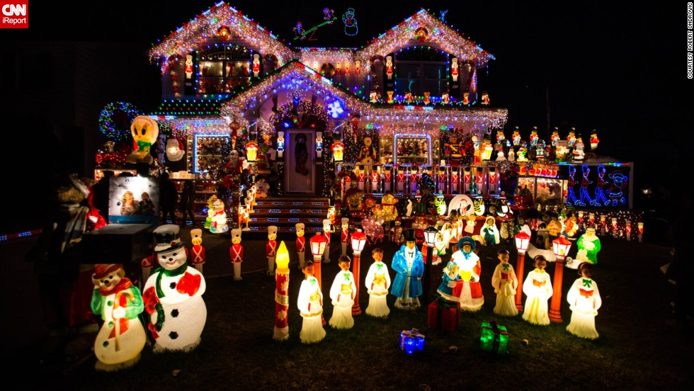 Crazy For Christmas.World S Most Spectacular Xmas Decorations Cnn