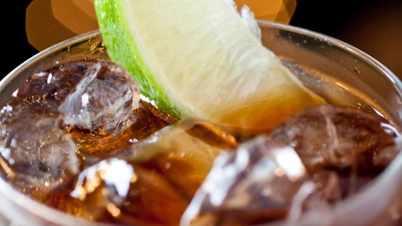 Using diet soda as a low-calorie cocktail mixer has the dangerous effect of getting you drunk faster than sugar-sweetened beverages, according to research from Northern Kentucky University. The study revealed that participants who consumed cocktails mixed with diet drinks had a higher breath alcohol concentration than those who drank alcohol blended with sugared beverages. The researchers believe this is because our bloodstream is able to absorb artificial sweetener more quickly than sugar.  Health.com: 6 ways to enjoy cocktails guilt-free