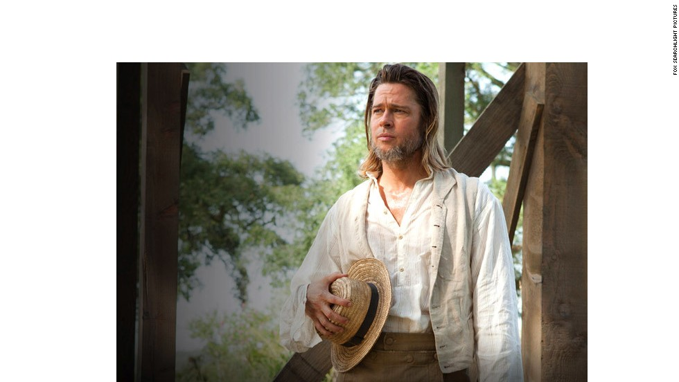 "Brad Pitt had a bit role as an abolitionist in the film ""12 Years a Slave."" He also served as a producer on the film."