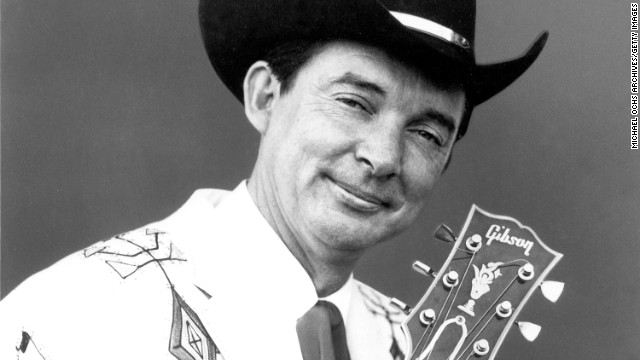 Ray Price was inducted into the Country Music Hall of Fame.