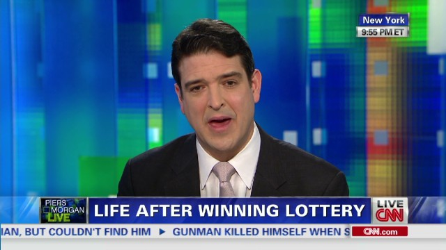 Psychiatrist: Lottery fever is good