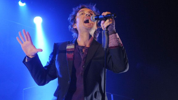 """Former Savage Garden singer Darren Hayes <a href=""""https://twitter.com/darrenhayes/status/412367725088894976"""" target=""""_blank"""">told a Twitter user</a> he did not know the band's """"The Animal Song"""" was being used during SeaWorld's performances. He said he has written to his publisher about it."""