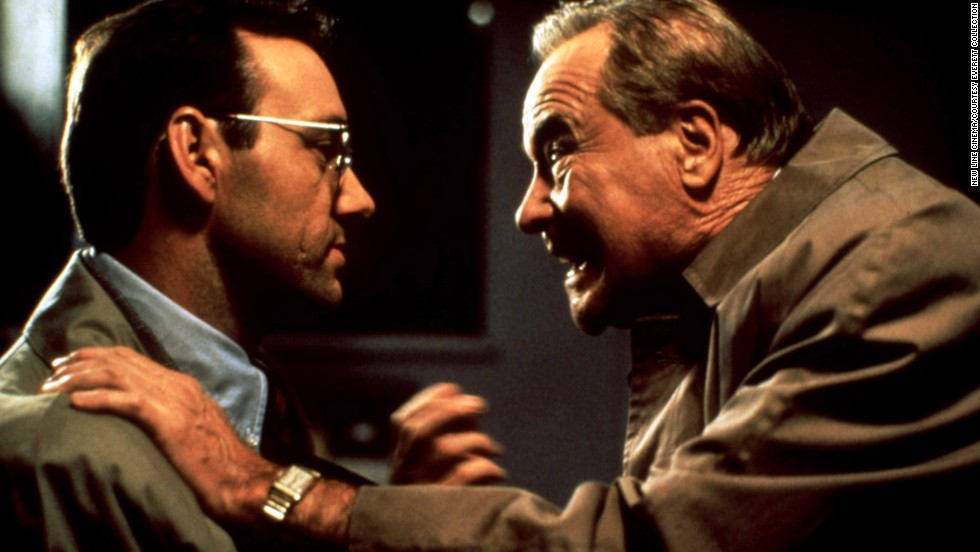 "After 1990's walk on the terrible side with ""Bonfire,"" 1992's ""Glengarry Glen Ross"" with Kevin Spacey, left, and Jack Lemmon was a revelation. It's not set in the world of Wall Street per se but it is all about sales, and no one sold the tense, cutthroat themes of the film quite like Alec Baldwin. If you have yet to see his incredible and memorable monologue on the art of selling, which some see as inspiration, <a href=""http://www.youtube.com/watch?v=8kZg_ALxEz0"" target=""_blank"">watch it here</a>."