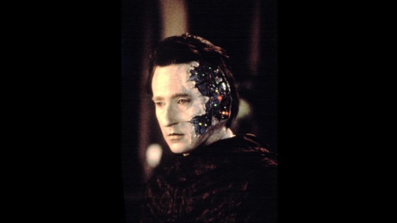 """Brent Spiner brought to life the android Data in """"Star Trek: The Next Generation."""""""