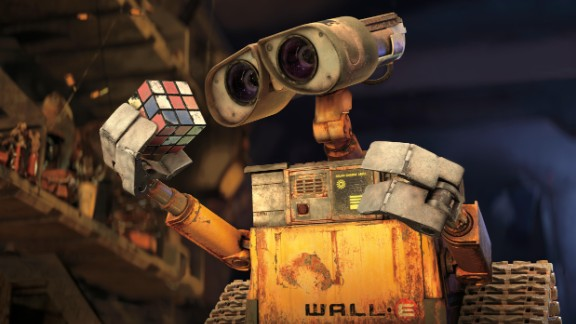 """""""Wall-E,"""" from 2008, won the Academy Award for Best Animated Feature."""