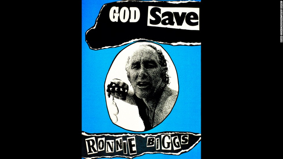 "Biggs was featured on a poster from the Sex Pistols movie ""The Great Rock'n'Roll Swindle."" Biggs also recorded a song with the band."