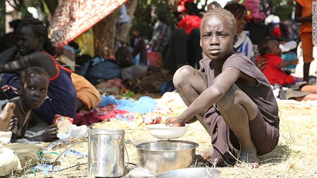 South Sudan on brink of civil war