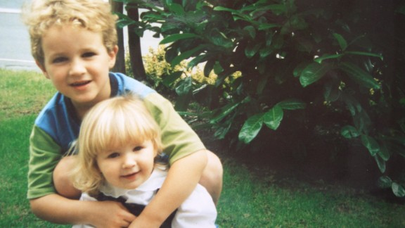 The Ellery siblings grew up in the northern English town of Penrith -- a place where rugby rules. Both played as youngsters while their father Nick often coached local children.