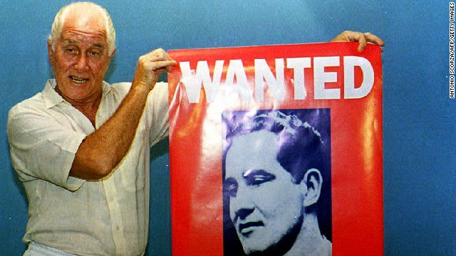 'Great Train Robber' Ronnie Biggs dies