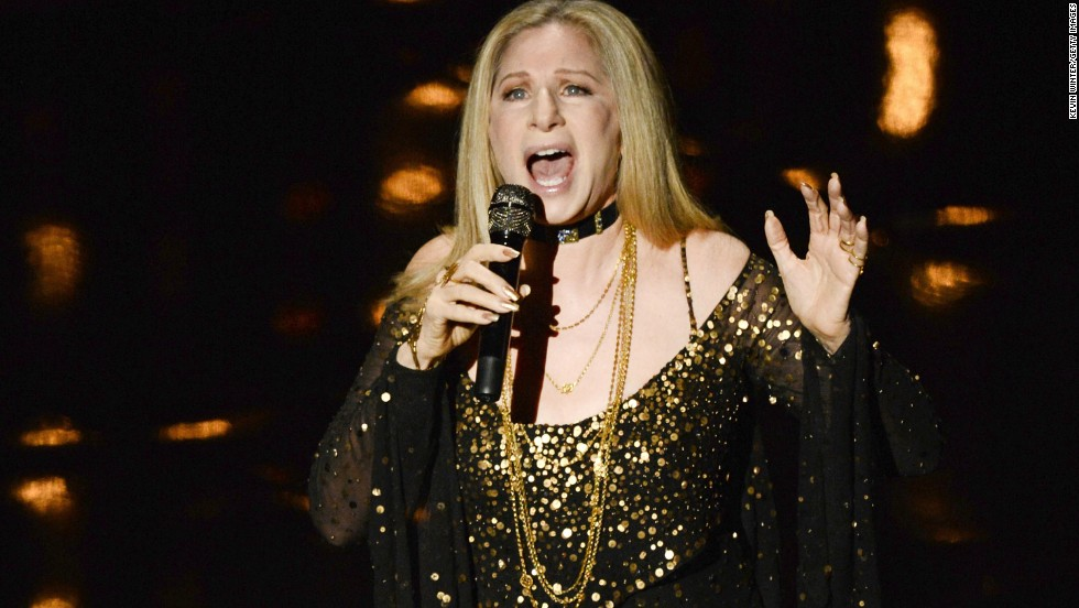 "It's a good thing that Barbra Streisand has taken her time saying ""farewell"" to her fans: the singer just set a Billboard record with her latest release, ""Partners."" Over the years, Streisand has become infamous for her goodbye tours. The entertainer gave<a href=""http://abcnews.go.com/Entertainment/story?id=113477&page=1#.UL-muuQ83To"" target=""_blank""> a farewell tour in 2000</a>, only to come back for <em>another </em><a href=""http://popwatch.ew.com/2006/03/22/memories_of_the/"" target=""_blank"">""this-is-it-really this-time"" tour in 2006. </a>But no one told Babs she couldn't go home again, and so in 2012, <a href=""http://www.nydailynews.com/new-york/brooklyn/streisand-babulous-barclays-center-article-1.1181488"" target=""_blank"">she lit up the Barclays Center in Brooklyn</a> with a set of shows."