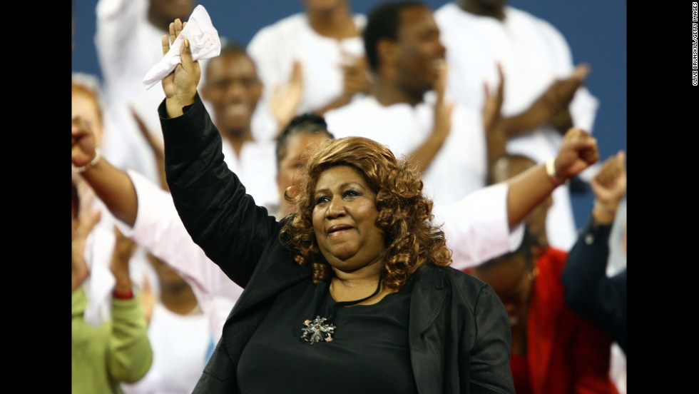 "Queen of Soul Aretha Franklin is also the queen of keeping a career alive. <a href=""http://www.reuters.com/article/2007/11/11/people-franklin-dc-idUSN0938022520071111"" target=""_blank"">She said in 2007</a> she was planning on a ""semi-retirement"" with ""semi"" being the key word -- by 2011, she released a new album."
