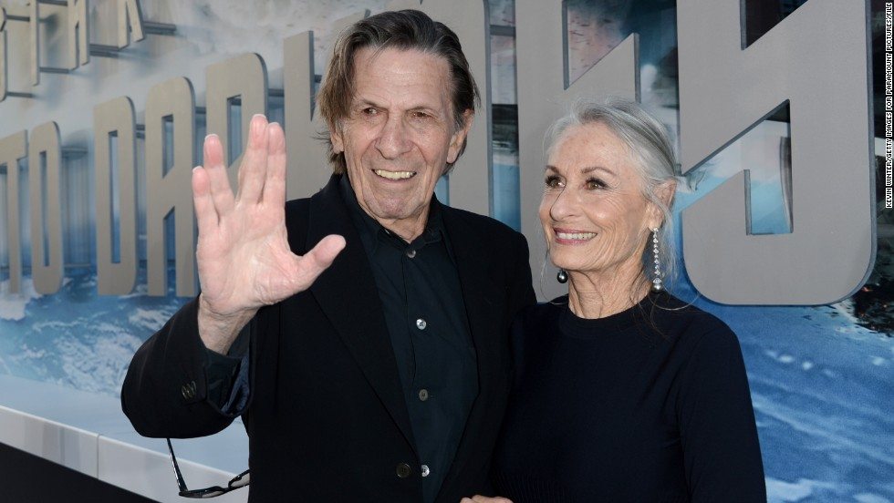 "Once upon a time, Leonard Nimoy <a href=""http://movieline.com/2010/04/21/what-leonard-nimoys-retirement-means-to-fringe/"" target=""_blank"">planned to get out of the acting</a> business for good with J.J. Abrams' 2009 movie, ""Star Trek."" And then, a few years later, a funny thing happened: Nimoy was not only in the sequel, ""Star Trek Into Darkness,"" but he <a href=""http://insidemovies.ew.com/2011/03/31/leonard-nimoy-transformers-dark-of-the-moon/"" target=""_blank"">also squeezed in some voice work in ""Transformers: Dark of the Moon.""</a>"