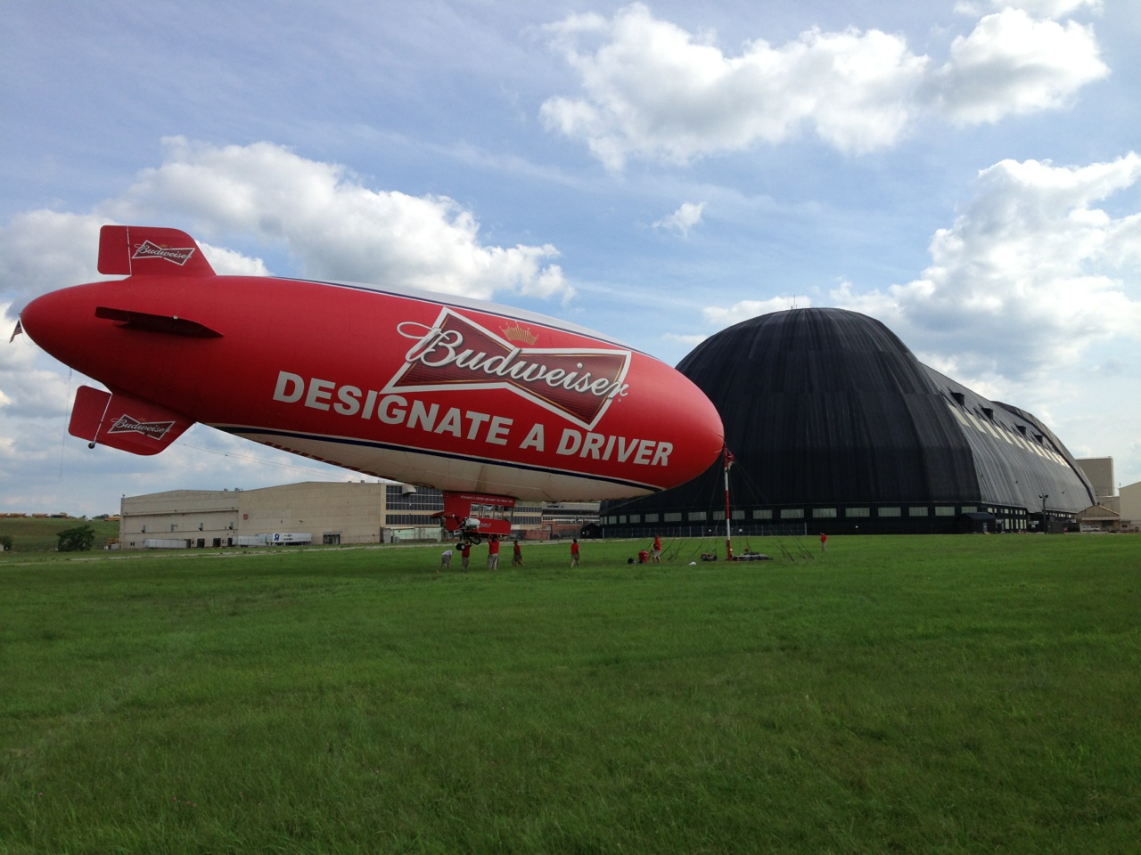 surprising facts about the goodyear blimp cnn travel