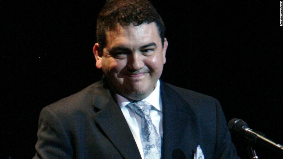 "Actor <a href=""http://www.cnn.com/2013/12/18/showbiz/daniel-escobar-obit/index.html"" target=""_blank"">Daniel Escobar</a>, who played a teacher in ""Lizzie McGuire,"" died from complications of diabetes in Los Angeles on December 13, according to his agent. He was 49."