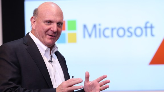 Microsoft buys Nokia, says bye-bye to Ballmer : Microsoft made some major moves this year as it attempted to break into the mobile market. In addition to updates for its still-young desktop, tablet and mobile operating systems, the company bought Nokia's phone division and announced the departure of longtime CEO Steve Ballmer.