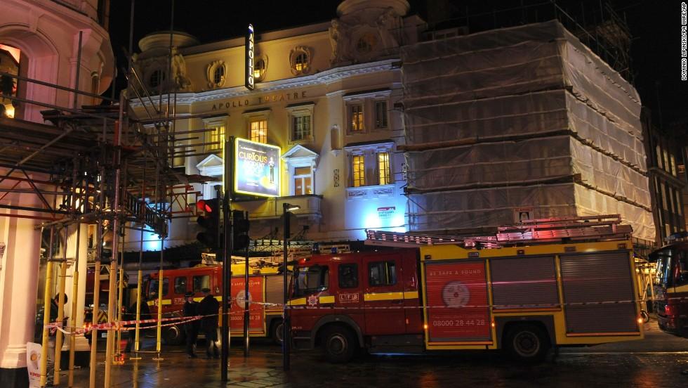 theatre collapse