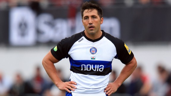 Rugby player Gavin Henson was paid 40,000 pounds ($65,420).