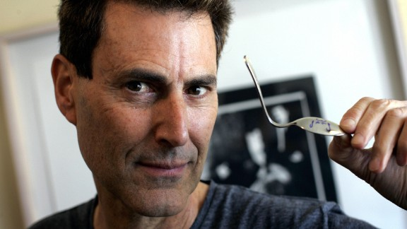 Israeli magician Uri Geller also received an undisclosed amount in February 2013.