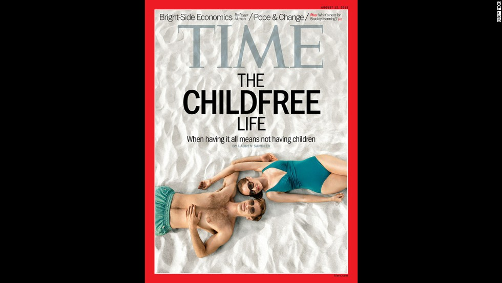 "A Time Magazine cover story, <a href=""http://content.time.com/time/magazine/article/0,9171,2148636,00.html"" target=""_blank"">""The Childfree Life,"" </a>along with a <a href=""http://www.cnn.com/2013/08/01/living/parents-irpt-zorka-no-kids/index.html"">CNN iReport on a 27-year-old's decision not to have kids </a>raised the issue of how more women are choosing not to become mothers. ""I have been called selfish and materialistic,"" one iReporter said. ""But I don't believe that I am selfish by any means for making this responsible choice. It would be far more selfish to have a child for the wrong reasons."""