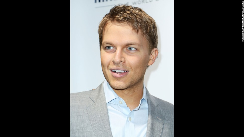 "He does have those same blue eyes! That's what plenty of women were thinking when <a href=""http://www.cnn.com/2013/10/08/living/relationships-ronan-farrow-frank-sinatra-questions/"">25-year-old Ronan Farrow</a>, the son of actress Mia Farrow, told Vanity Fair magazine that his mom's ex-husband Frank Sinatra could ""possibly"" be his father. It has long been believed that Farrow's biological father is the filmmaker Woody Allen. Farrow would later tweet, ""Listen, we're all *possibly* Frank Sinatra's son."""
