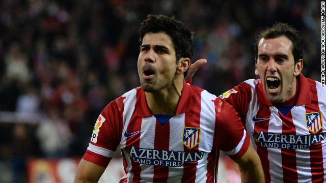 Atletico Tease Story Top Real Madrid