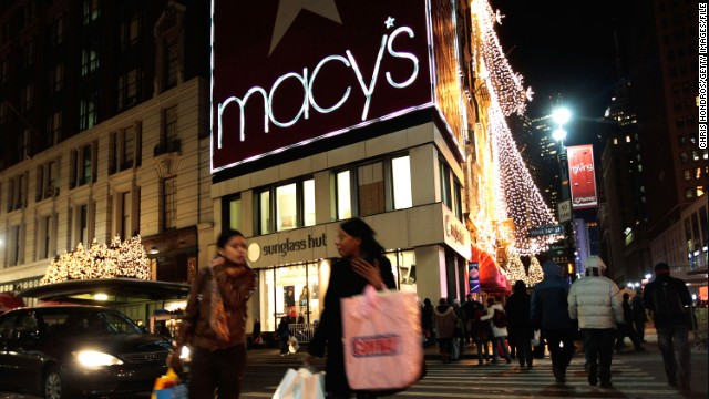 Macy's flagship store in Herald Square is accused in the latest claim of racial profiling against shoppers.