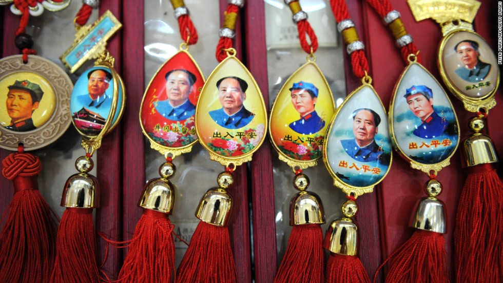 "China's former leader <a href=""http://edition.cnn.com/2013/12/26/world/asia/mao-120-anniversary/"">Mao Zedong's 120th birthday anniversary was marked by relatively muted celebrations</a> in December 2013. Many Chinese still admire Mao and most of his policies, <a href=""http://edition.cnn.com/2013/12/26/world/asia/mao-120-anniversary/"">CNN's Beijing Bureau Chief Jaime A. FlorCruz writes</a>. They are considered ""leftists"" or conservatives because they oppose liberal-thinkers and reformists who in China are deemed rightists."