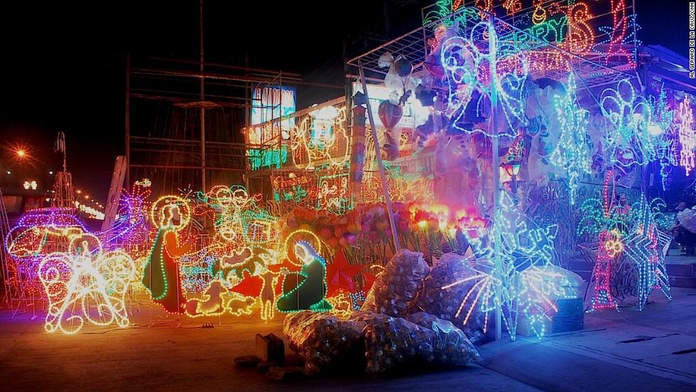 san fernando philippines asias christmas capital cnn travel - Worlds Largest Christmas Store