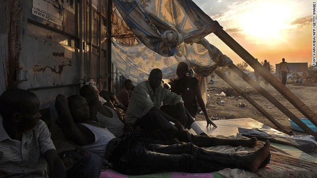 U.N.: South Sudan struggle is 'political'