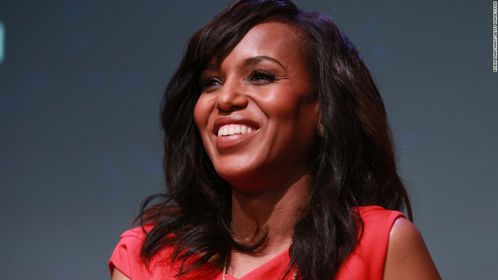 Kerry Washington October 2013
