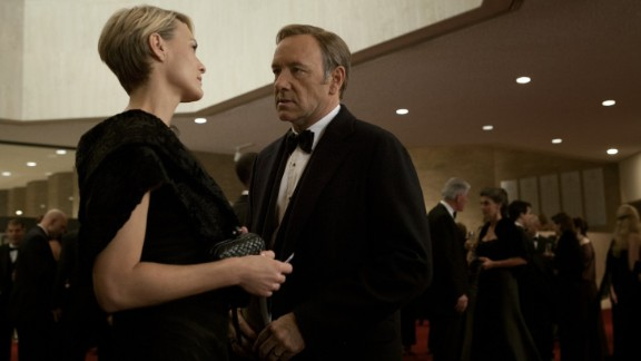 """Our second pick is obvious: Netflix's """"House of Cards."""" Between Kevin Spacey, Robin Wright, an easy-to-binge format and a third season launching February 27, this should be at the top of your """"to-do"""" list. Click through for 14 more ideas:"""