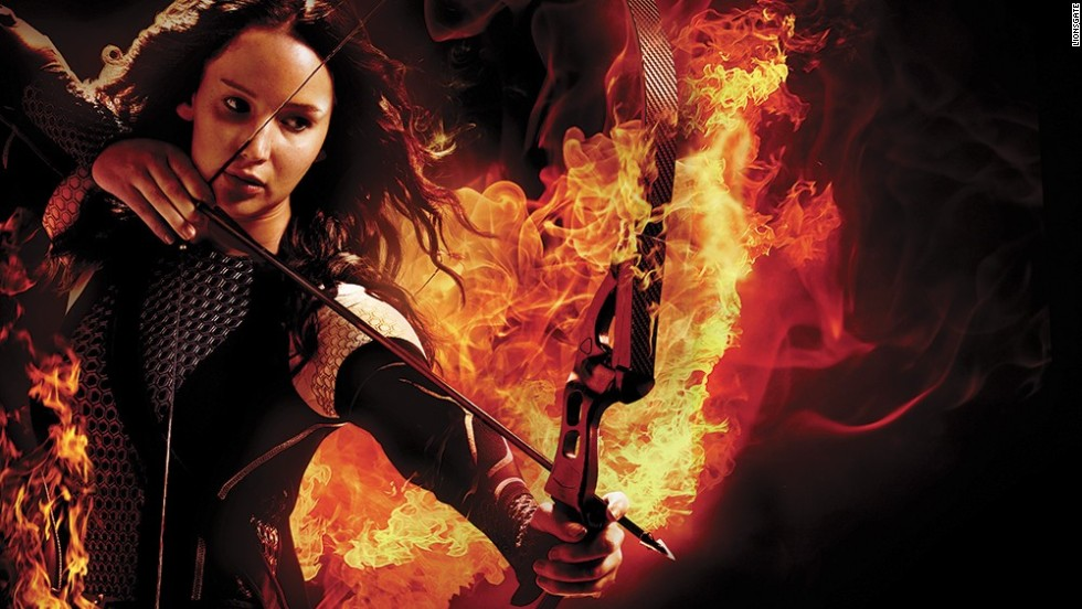 "<strong>""The Hunger Games: Catching Fire"" (2013</strong>) : Jennifer Lawrence continues her adventures as Katniss Everdeen in the second film of ""The Hunger Games"" franchise.<strong> (Netflix, Amazon and iTunes)</strong>"