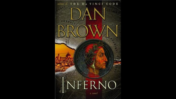 "No. 2: Bestseller list king Dan Brown is no stranger to mainstream success, and his latest effort, ""Inferno,"" has been welcomed with open arms. The only guy who could beat him to the title of favorite book of the year is ..."