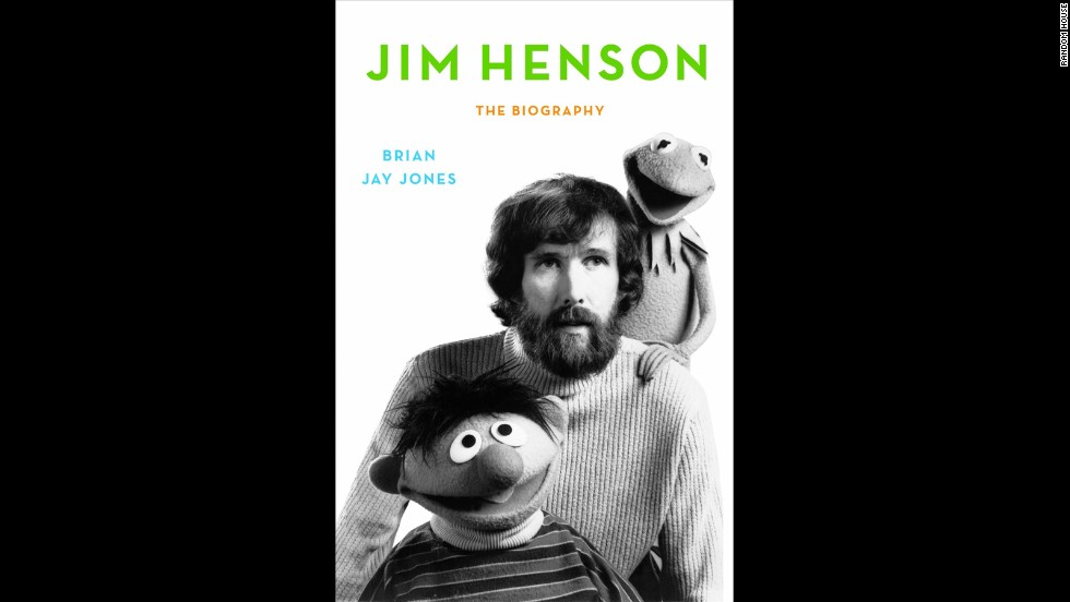 <strong>No. 10:</strong> Author Brian Jay Jones' thorough examination of the life of Jim Henson was the lone non-fiction title that our readers loved this year. If it held up against some of the most-read books -- like one from Dan Brown, for example -- you know it must be good.