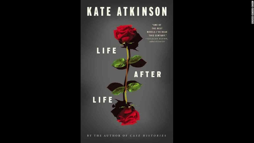 "<strong>No. 7: </strong>Kate Atkinson is best known for her mysteries, and while ""Life After Life"" isn't a thriller it's just as hard to put down. The novel follows a woman named Ursula Todd who, in an intriguing twist of fate, continues to die only to be reborn again and again."