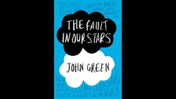 "No. 6: Let this list be a witness to the power of author John Green, long before the movie adaptation of this title hits theaters in June 2014. ""The Fault In Our Stars"" actually arrived in January 2012, but the gut-wrenching impact of its story, which follows the blossoming love of two teens facing cancer, has left a still-lingering mark with CNN's readers."