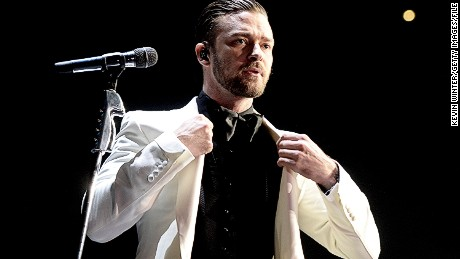 Justin Timberlake has previously dueted with other country stars.