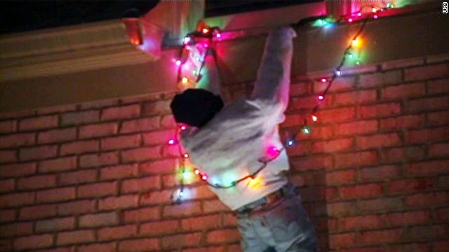 hanging mannequin christmas decoration wsb