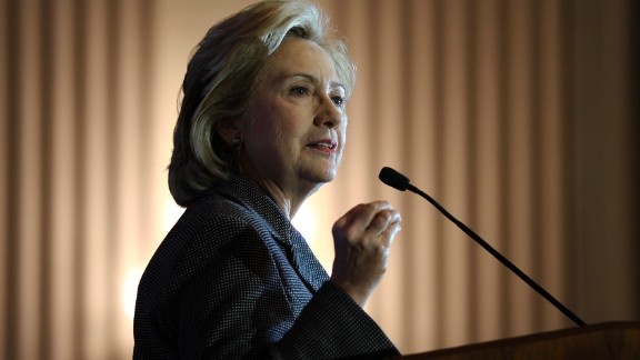Many believe that Hillary Clinton has a very good chance of becoming the next president of the United States.