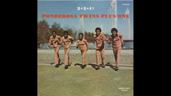 Ricky Spicer sang with two sets of twins in the group Ponderosa Twins Plus One.