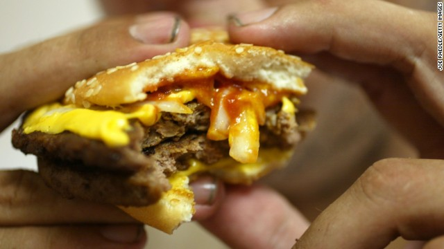 McDonalds's goes 'McHealthy'